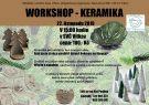 Workshop - keramika  1