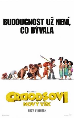 Croodsovi: Nový věk 1