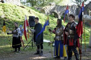 Den sv. Václava na hradě Vikštejně 1