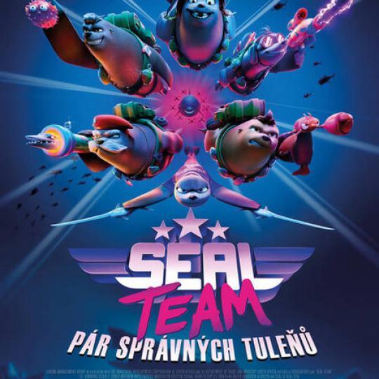 SEAL TEAM: Pár správných tuleňů 1
