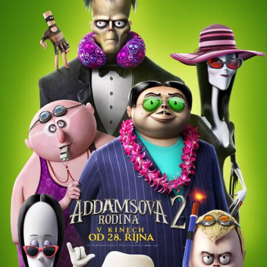 Addamsova rodina 2 1