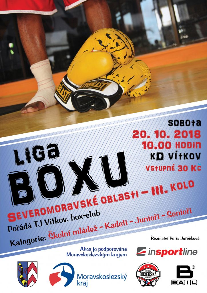 Liga boxu Severomoravské oblasti 1