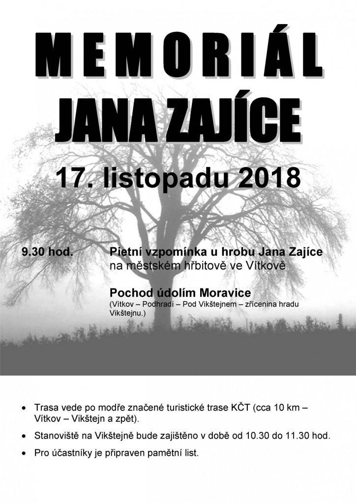 Memoriál Jana Zajíce 1