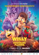 Willy a kouzelná planeta 1